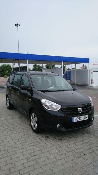 Dacia Lodgy 2015