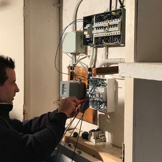 electricista en tu casa