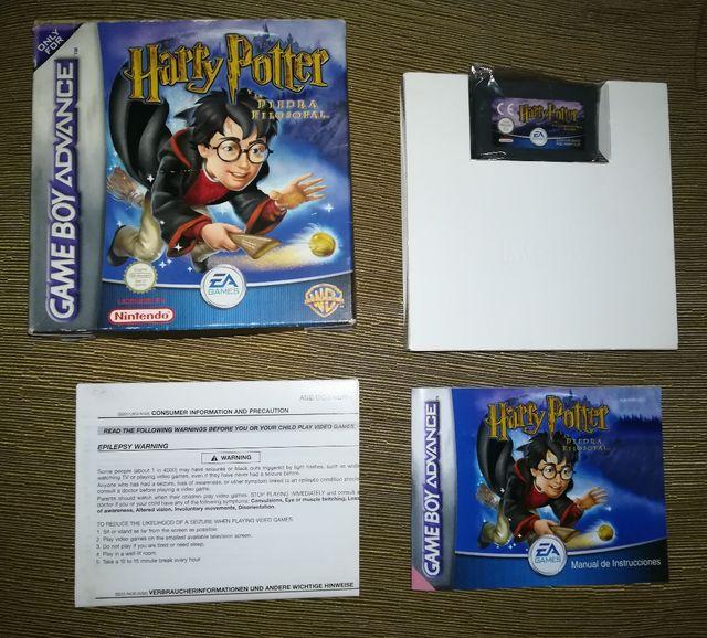 Juego Harry Potter Y La Piedra Usado Compra Venta