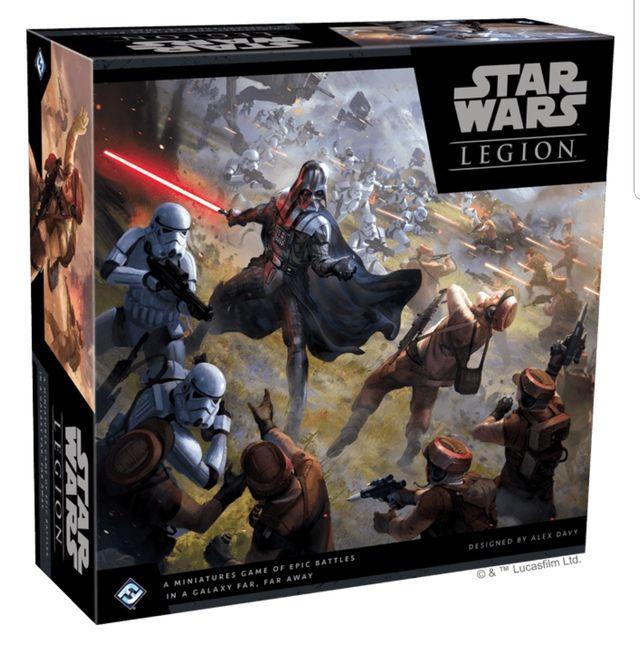 Juego De Mesa Star Wars Legiones De Segunda Mano Por 65 En Coslada