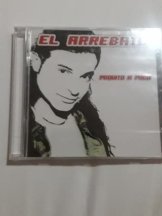 El Arrebato Cd NUEVO Poquito a Poco Hispavox 2001