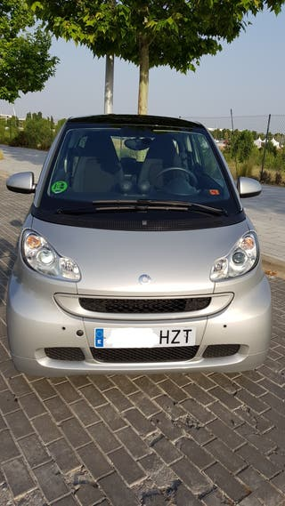 Smart fortwo MHD Passion 19.500km
