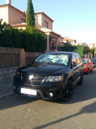 Fiat freemont 2014