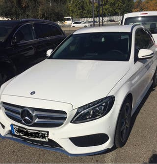 Mercedes-Benz Clase C State 220D AMG Line