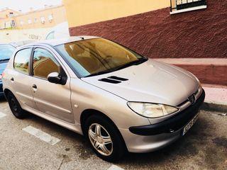 Peugeot 206 2001 1,9 diesel