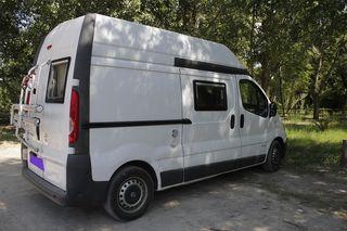 Nissan Primastar L2H2 camper