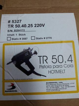 pistola profesional hotmelt