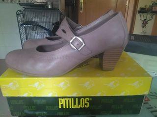 zapatos Pitillos talla 38