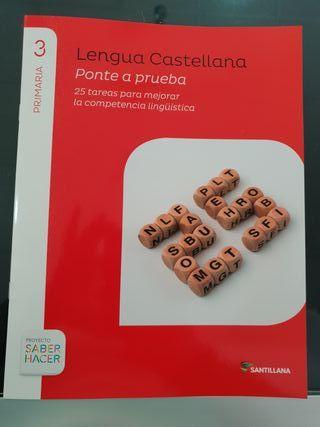 lengua castellana 3 primaria