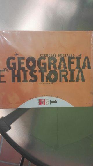 Libro ciencias sociales 1°ESO