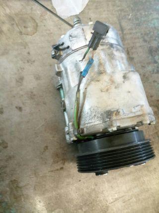 Compresor coche