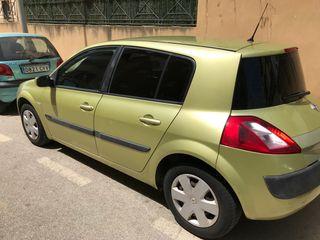 Renault Megane 2003 1.5 dci