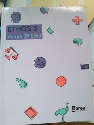 libro ética 3 eso