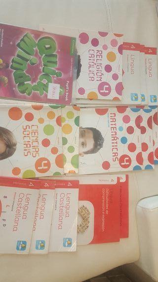 libros 4 de primaria