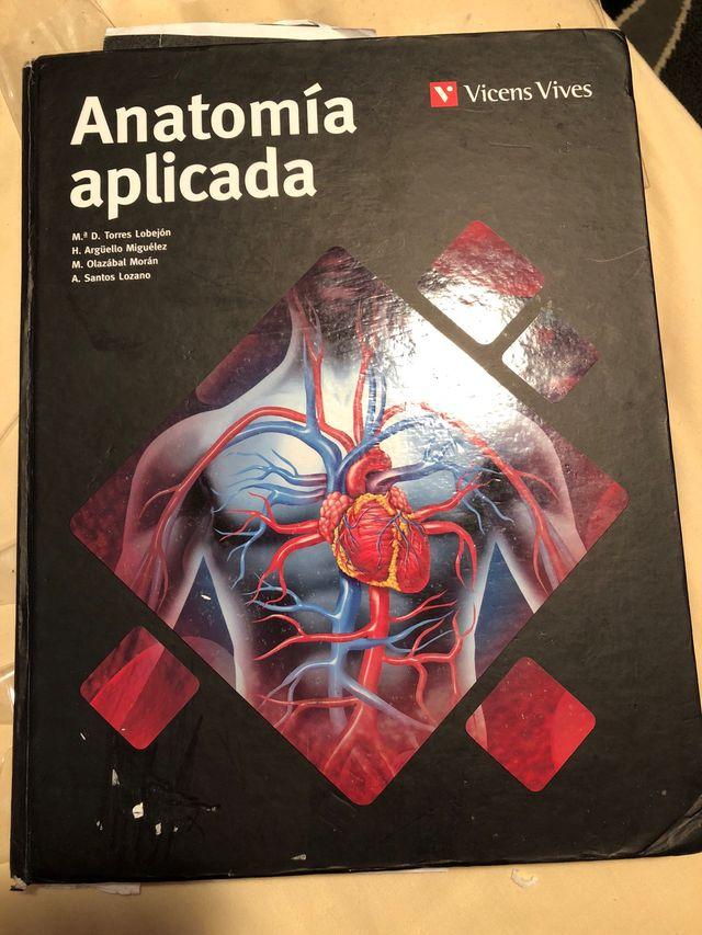 Anatomia aplicada vicens vives de segunda mano por 20 € en Zaragoza ...