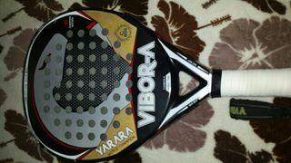 Pala de Padel Vibora Yarara champion edition
