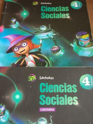 Ciencias sociales EDELVIVES 4 primaria