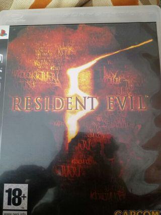 Resident Evil PS3