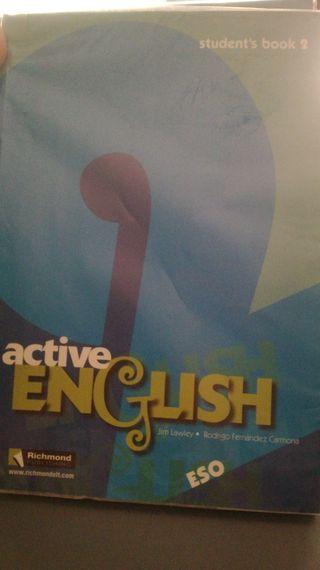 Active English 2ESO Richmond publishing