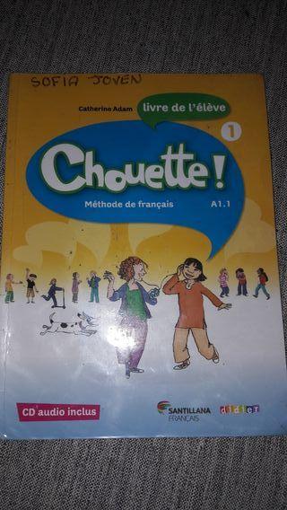 Libro francés 5 primaria