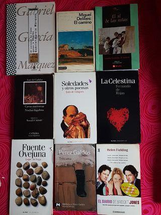 libros literatura.
