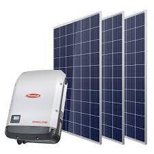 Photovoltaik Kit 3 kW