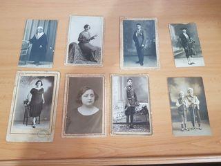 Fotos postales antiguas