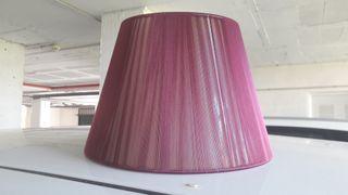 pantalla lampara mesa