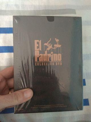 PACK el padrino , Descatalogado.Dvd +disco extra
