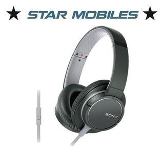 Sony mdr-zx770ap negro auriculares micro nuevo, usado segunda mano  España