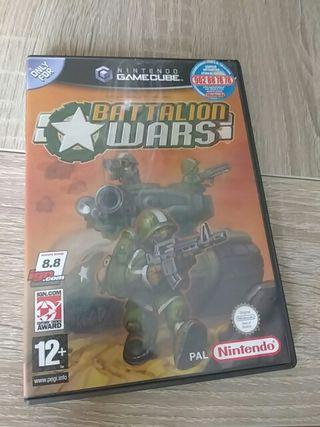 Battalion Wars Gamecube