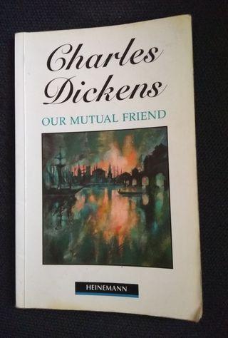 Libro en ingles de Charles Dickens