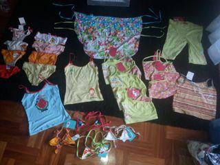 ropa niña verano