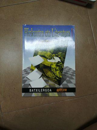 Libro de euskera