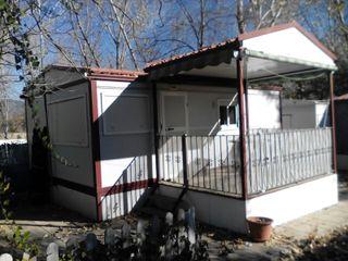 Mobile home con porche ideal fincas o campings