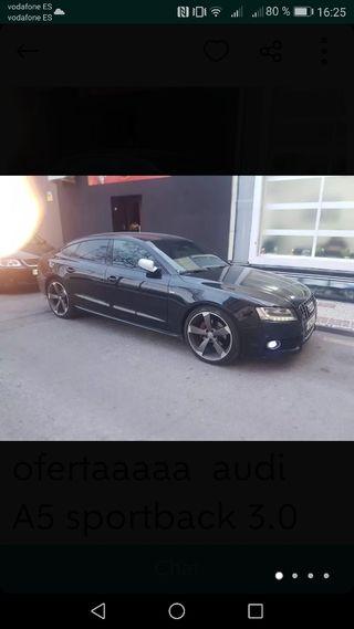Audi a5 sline 3.0 tdi 272 cv