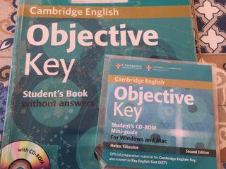Ingles Objective Key cd
