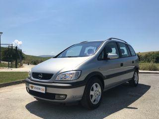Opel Zafira 2002 diesel