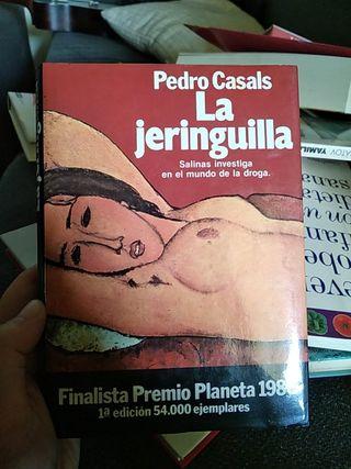 Libro lectura- La Jeringuilla