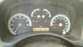 Fiat Punto Evo 2001