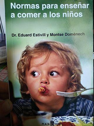 Libro-Normas para Enseñar a Comer a los Niños