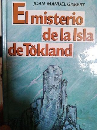 Libro lectura- El Misterio de la Isla de Tökland