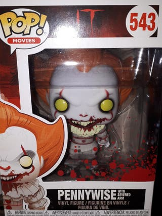 funko pop pennywise with severed arm