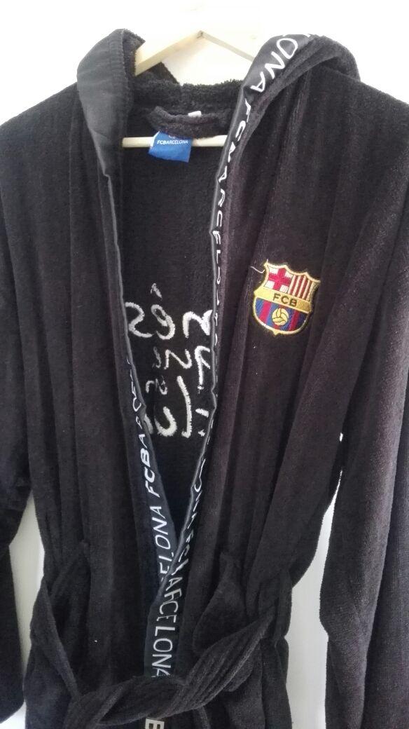 Albornoz hombre FC Barcelona