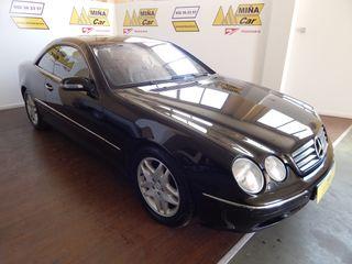 Mercedes-Benz CL Coupe CL 500 306 2p