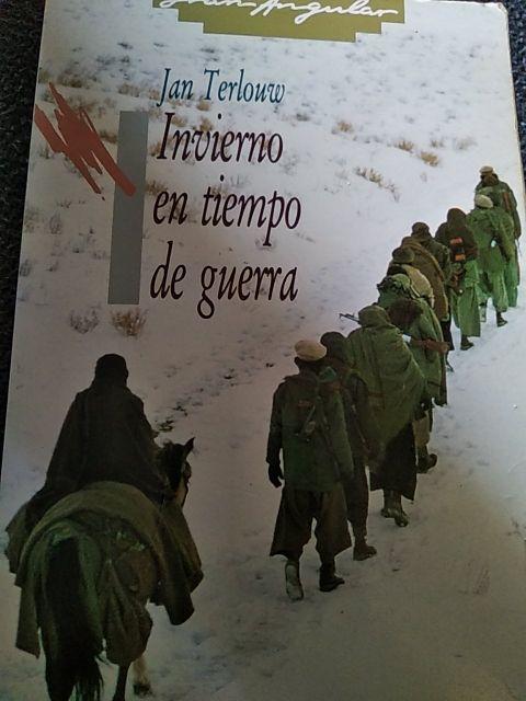 Libro lectura- Invierno en tiempo de guerra