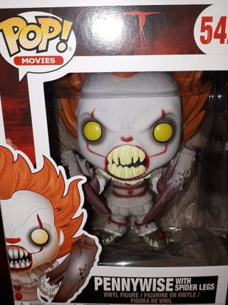 funko pop pennywise with spider legs