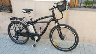 Bicicleta electrica paseo 2015