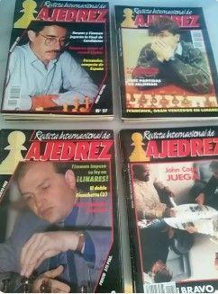 Revista Internacional de Ajedrez (1988-93)