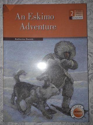 Libro An Eskimo Adventure de Katherine Daniels